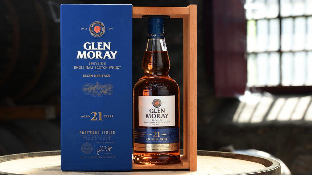Glen Moray 21Y Portwood